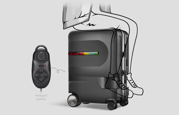 Airwheel SL3 Rideable Suitcase