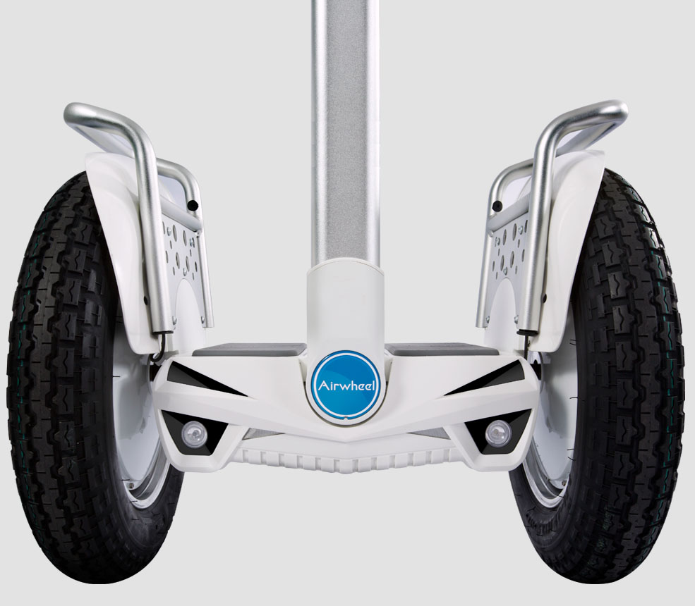 SUV self-balancing scooter